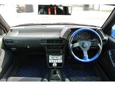 いすゞジェミニイルムシャーR ワンオーナー クロスミッション SPARCO