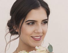 Wedding Make-up  Instagram @_jerryblossom_ Wedding Make Up, Makeup Looks, Drop Earrings, How To Make, Beauty, Jewelry, Instagram, Fashion, Moda