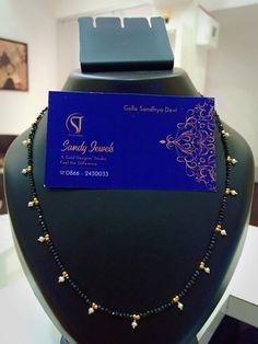 Gold Temple Jewellery, Bead Jewellery, Crystal Jewelry, Gold Jewelry, Beaded Jewelry, Beaded Necklace, Handmade Jewellery, Gold Mangalsutra Designs, Gold Earrings Designs