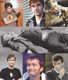 "David Tenant is adorable all of the time. He is especially adorable when he smiles, or frowns, or has his his eyes closed, or is looking at you, or looking at someone else, or if he happens to be quite confused, or if he just said, ""I am so sorry,"" or if he is funny, or wise, or grieving the loss of his companion, or he is cracking jokes with aliens, or at any time, ever, in time, out of time, no matter what. <-- yes :)"