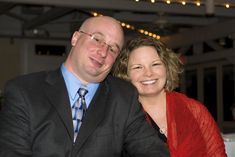 My hubby and I in 2009, five years before I was diagnosed.