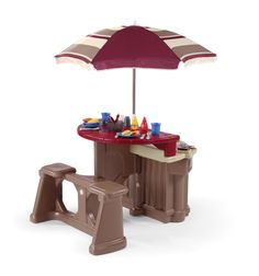 Do your kids enjoy playing pretend? If so, you can get this fun Step2 Grill and Play Patio Cafe for only $60.92 shipped (Reg. $129.99)!   #ExtremeCouponing #Coupons #Couponing  Visit us at http://www.thecouponingcouple.com for more great posts!