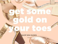 Gorman Clothing SUB: Twinkle toes | Spring shoes SS14 are in Simply lovely!