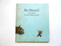 So Small, a Vintage Children's Book