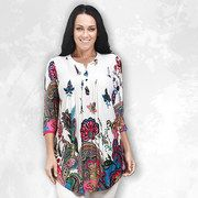 Take a look at the The Indispensable Tunic in Plus-Sizes event on #zulily today!