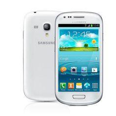 Lançamento  Smartphone Samsung Galaxy S III Mini, Branco – Android 4.1 – Processador Dual Core 1Ghz, Tela 4″, Câmera 5.0MP, 3G, Wi-Fi, NFC e Memória Interna 8GB - http://batecabeca.com.br/lanamento-smartphone-samsung-galaxy-s-iii-mini-branco-android-4-1-processador-dual-core-1ghz-tela-4-cmera-5-0mp-3g-wi-fi-nfc-e-memria-interna-8gb-comprafacil.html