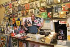 Owners Mark Hering and Marie Campanoli welcome you to QUIMPER SOUND, Western Washington's oldest INDEPENDENT RECORD STORE!Featuring new and used VINYL, CDs, DVDs, Espresso, Posters, Limited Edition Posters, Music Gifts and Rock&Roll Baby Clothes!