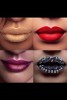 Love them Lipstick, Love, Beauty, Lipsticks, Amor, Cosmetology, I Like You, Rouge