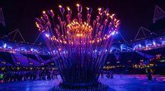 Thomas Heatherwick's London 2012 Olympic cauldron