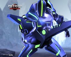 Sylux Wallpaper (Metroid Prime Hunters) Metroid Series, Metroid Prime, Samus Aran, Bounty Hunter, Super Smash Bros, Fun Games, Hunters, Saga, Iron Man