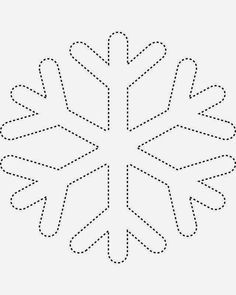 Snowflake template 2 - Free Printable Coloring Pages and other apparel, accessories and trends. Browse and shop related looks. String Art Templates, String Art Patterns, Christmas Colors, Christmas Crafts, Christmas Christmas, Christmas Decorations, Kids Activity Center, Snowflake Template, Snowflake Pattern