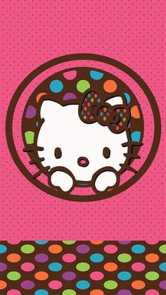 Hello Kitty Iphone Wallpaper, Hello Kitty Backgrounds, Kawaii Wallpaper, Cellphone Wallpaper, Hello Kitty Pictures, Snoopy Love, Sanrio Characters, Cute Wallpapers, Iphone Wallpapers