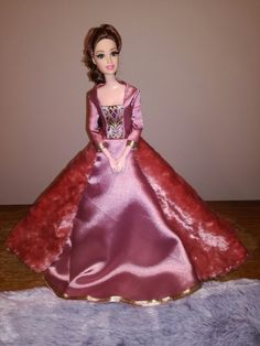 Historical dress Barbie