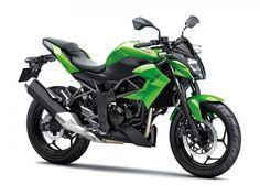 Salón Milán 2014: Kawasaki Z250 SL, la naked asequible