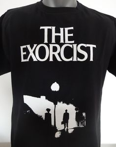 The Exorcist T-Shirt Unisex Adults Horror Classics Vintage Clothing Occult (14.00 EUR) by CrypticTales