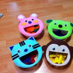 Montessori Toddler, Montessori Activities, Infant Activities, Activities For Kids, Baby Sensory, Sensory Toys, Bug Crafts, Kids Crafts, Zoo Preschool