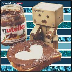 nutella and Danbo = lovvveee