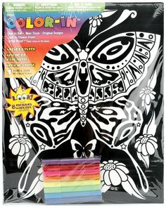 Trippy Coloring Pages Fairy Unicorn Fuzzy Velvet Poster