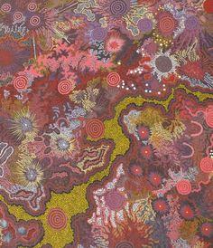 Gabriella Possum Nungurrayi / Grandmother's Country