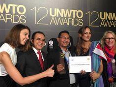 Teras Lampung: Harumkan Indonesia, Kabupaten Banyuwangi Raih Juara Dunia 12th UNWTO Award