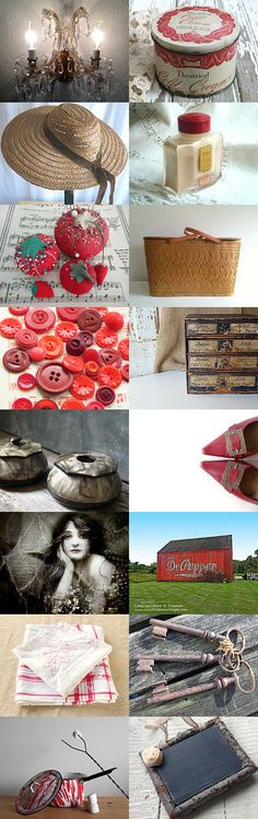 Memories light the corners of my mind... by LaNae on Etsy--Pinned with TreasuryPin.com