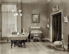 Vintage Parlor  by DeadFred.com, via Flickr