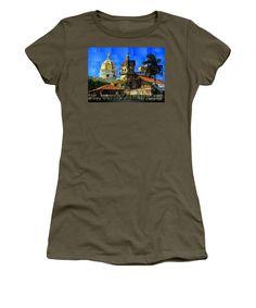 Women's T-Shirt (Junior Cut) - Cartagena Colombia