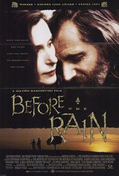 Antes da Chuva (1994) - Blog Almas Corsárias