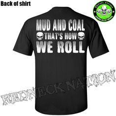 Diesel Nation Mud N Coal DNSS-8 – Redneck Nation