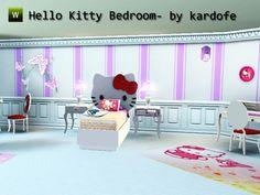 kardofe's Hello Kitty Bedroom