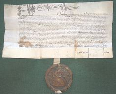 Letters Patent of Elizabeth I, 1588  This Deed of Confirmation, dated 21 November 1588 , confirms the ownership of the lands and tenements granted to the Wardens and Commonalty of Rochester Bridge by an earlier grant of Richard II, dated 6 February 1399, and an earlier confirmation of Henry IV, dated 5 November 1401 .