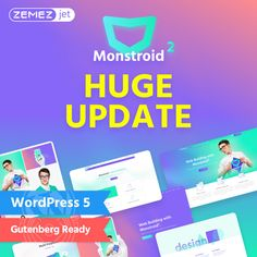 Meet the Best Multipurpose WordPress Theme for the Smooth Performance in the Web!Meet the - upgraded and for sure the best multipurpose WordPress Best Wordpress Themes, Digital Advertising Agency, Best Website Templates, Joomla Templates, Web Design Projects, Website Themes, Corporate Brochure