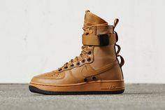 A New �Desert Ochre� For Nike�s SF-AF1
