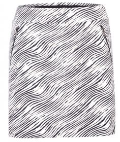 """Animal Instinct Tail Ladies OCEAN BREEZE Darby 18"""" Outseam Golf Skort available at #lorisgolfshoppe"""
