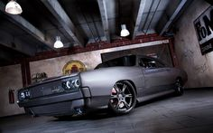 Viper-Engined Dodge Charger GTS/R