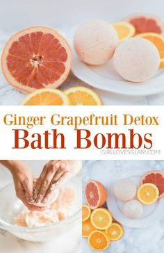 Bath Bomb Recipes, Soap Recipes, Ginger Bath, Homemade Bath Bombs, Bombe Recipe, Homemade Beauty Products, Lush Products, Lush Bath Bombs, Diy Beauty