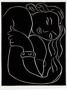Pasiphae (serigraph) Framed Art Print by Henri Matisse Henri Matisse, Matisse Kunst, Matisse Drawing, Matisse Art, Matisse Paintings, Matisse Prints, Lino Prints, Pablo Picasso, Van Gogh