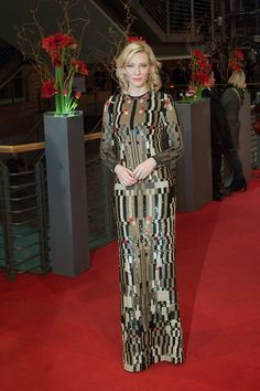 """Cate Blanchett in Givenchy 