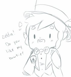 YES LINK WE ALL LOVE YOUR BOWTIE VERY MUCH