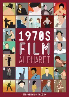 1970's Film A-Z