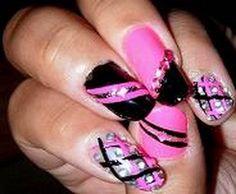 63494-nails-pink-nails.jpg (436×360)