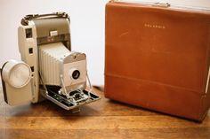 Polaroid Land Camera 800
