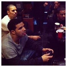 Drake and J Cole