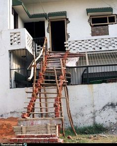 OSHA Approved stairs