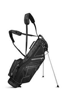 Best Golf Bags Sun Mountain Front 9 Stand Bag 2017 Black Gt