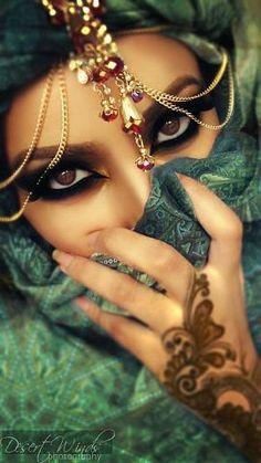 Arabian beauty !!