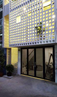 Q10 House, Ho Chi Minh City, Viet Nam / Studio8 Vietnam