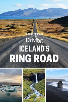 Iceland's Ring Road - one of the best things to do in Iceland! All the tips you need for a successful road trip.Driving Iceland's Ring Road - one of the best things to do in Iceland! All the tips you need for a successful road trip. Iceland Travel Tips, Iceland Road Trip, Europe Destinations, Travel Europe, Road Trip Hacks, Road Trips, Lofoten, France, Ireland Travel