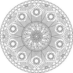 Temple of Fire Coloring Page #adultcoloring #mandalas #mondaymandala #coloring #ilovetocolor #art #color #printable #coloringpages #print #blackandwhite