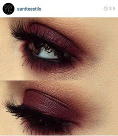 Delineated, smoky, colors, shapes and techniques to make up your eyes every time We propose ten eye makeup looks for different tastes and. Fall Makeup, Love Makeup, Makeup Inspo, Makeup Inspiration, Beauty Make-up, Beauty Hacks, Makeup Goals, Makeup Tips, Makeup Ideas